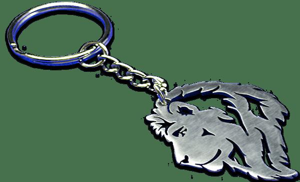 Брелок Лев