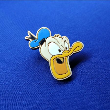 Значок Дональд Дак (Donald Duck)