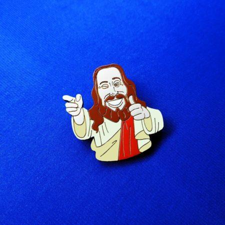 Значок Дружище Иисус