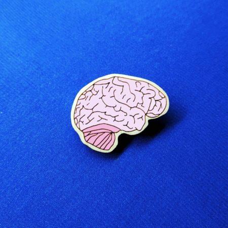 Значок Мозги