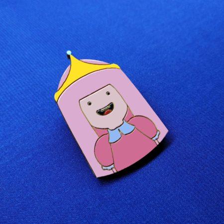 Значок Принцесса Жвачка (Время приключений / Adventure Time)