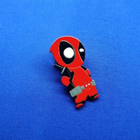 Значок Дэдпул (Deadpool)