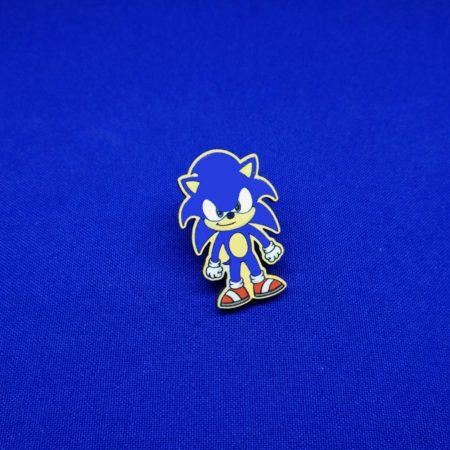 Значок Соник Бум (Sonic Boom)